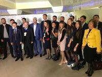 В Саках открылся молодежный форум «Вместе», 6 октября 2017