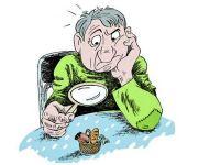 Стоимость основных продуктов питания в Саках