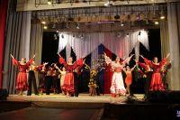 В Саках отметили День народного единства