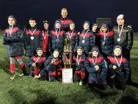 Сакские мальчишки победили на турнире в Евпатории