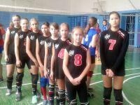 В Саках завершился турнир по волейболу