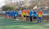 В Саках стартовал турнир по мини-футболу