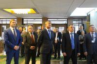 В Госсовете Крыма прошел День города Саки