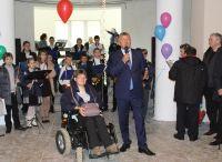 В Саках отметили День инвалидов