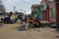 Реконструкция Интернациональной улицы, 5 декабря 2017