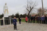 В Саках почтили память неизвестных солдат