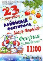 Фестиваль Дедов Морозов