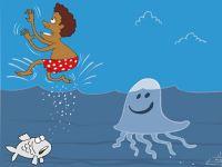 В Крыму обещают разогнать всех медуз