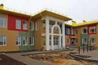 Заканчивается строительство детского сада «Ляле»