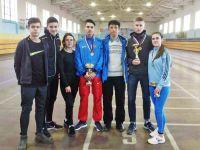 Сакские легкоатлеты выступили на Кубке Крыма