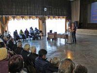 Андрей Ивкин выступил с отчетом о работе