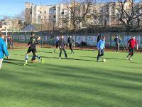 Лучшая «морозная» футбольная команда