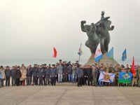 Митинги посвященные Евпаторийскому десанту