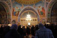 Сакчане отметили светлый праздник Крещения Господня