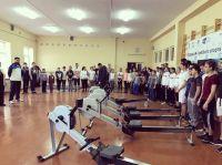 Чемпионат Республики Крым по гребле-индор