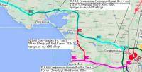 Строительство трассы Симферополь – Евпатория – Мирный