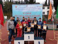 Сакские метатели отличились на Кубке Крыма, 3 февраля 2018