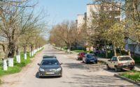 Перекрывается движение транспорта на улице Строительной