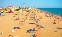 Подготовка сакских пляжей к купальному сезону