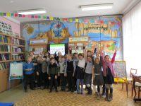 День родного языка в сакской библиотеке