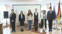 Конкурс «Ученик года-2018» в Саках