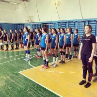 В Саках прошел турнир по волейболу
