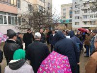 Собрание жильцов домов по ул.Крымская