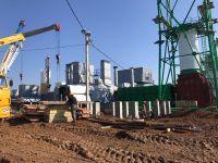 Реконструкция Сакской ТЭЦ идет по плану