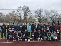 В Саках завершился турнир по мини-футболу, 12 марта 2018
