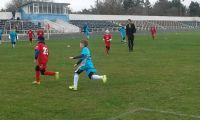 Победа юных сакских футболистов