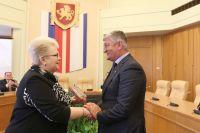 Андрей Ивкин награжден медалью, 11 апреля 2018