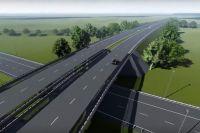 Видео о новой дороге Симферополь – Евпатория, 20 апреля 2018