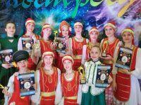 Ансамбль из Новофедоровки отмечен на телевизионном конкурсе
