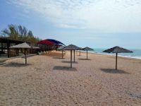 Сакские пляжи готовятся к сезону, 25 апреля 2018
