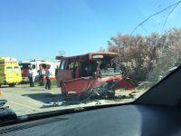 Авария на Евпаторийской трассе