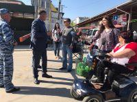 Доступность для инвалидов Интернациональной улицы