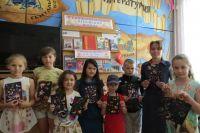 Мастер-класс к Дню Победы в сакской библиотеке