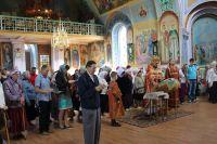 В Ильинском храме состоялся благодарственный молебен, 10 мая 2018