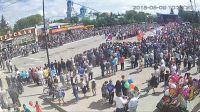 Город Саки отметил День Победы, 10 мая 2018
