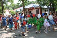 В Саках отметили День защиты детей, 1 июня 2018