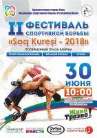 Фестиваль спортивной борьбы, 26 июня 2018