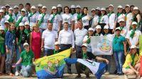 В Саках стартовал слет юных экологов