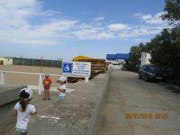 Пляжа для инвалидов в Саках летом 2018 не будет