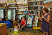 """""""Дошколенок: Чемодан фантазий"""" в сакской городской библиотеке"""