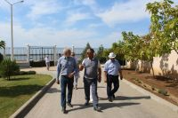 Развитие санатория «Сакрополь»