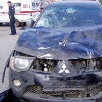 11 детей стали жертвами ДТП в Крыму, 19 мая 2008
