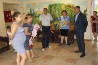 «Голубая волна» приняла 430 человек из Армянска