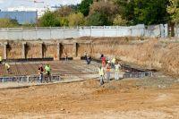 Ход строительства по ФЦП в Саках