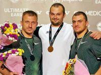 Алексей Сокирский взял серебро на Gloria Cup 2018