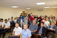 Представители Совета крымских татар посетили Саки